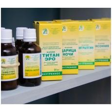 Гомеопатические настойки и растворы «Адонис»