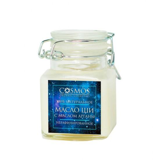 «Масло ши с маслом арганы» 100 мл.