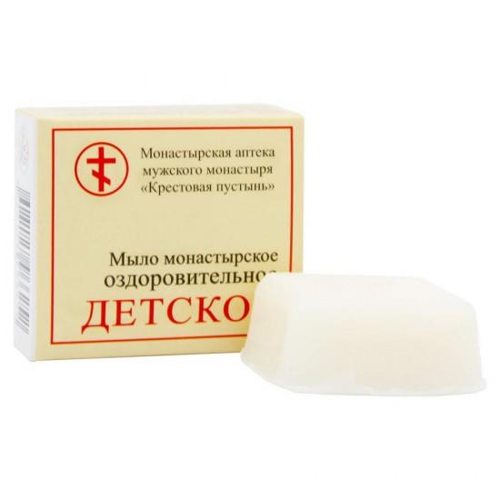 Монастырское мыло «Детское» 30 гр.