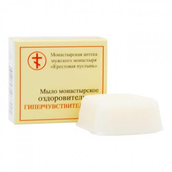 Монастырское мыло «Гиперчувствительная кожа» 30 гр.