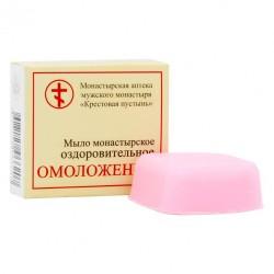 Монастырское мыло «Омоложение» 30 гр.