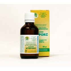 Гомеопатические капли АТЕРОКС (ATHAEROKS) 50мл.(Адонис)