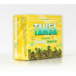 Грязевое арома-мыло « Чайное дерево-мята»