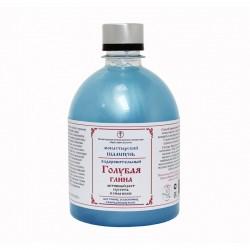 Монастырский шампунь для волос «Голубая глина» 500 мл.
