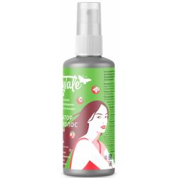 Активатор роста волос «Витаминный коктейль» укрепляющий с кофеином и селеном 100мл.