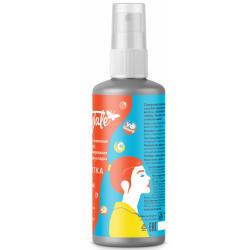 Сыворотка для волос «Витаминно-минеральный коктейль» защитная с протеинами шелка 100мл.