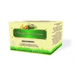 Фиточай травяной «Академический» «Диабефит», 30 г (20*1,5 г)