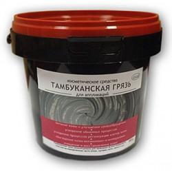 Тамбуканская грязь для аппликаций, 500 гр
